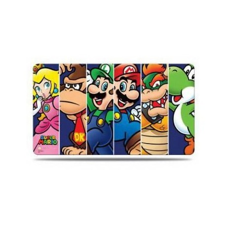 Playmat Ultra Pro Mario Bros with Tube