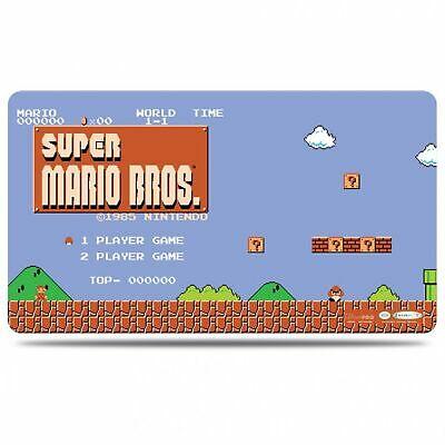 Playmat Ultra Pro Mario Bros 8 bit with Tube