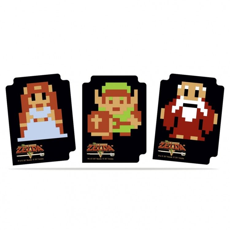 Deck Dividers : Legend of Zelda 8-bit (Unidad)