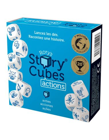 Rory s Story Cubes Actions