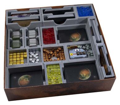 Box Insert: Terraforming Mars & Exps