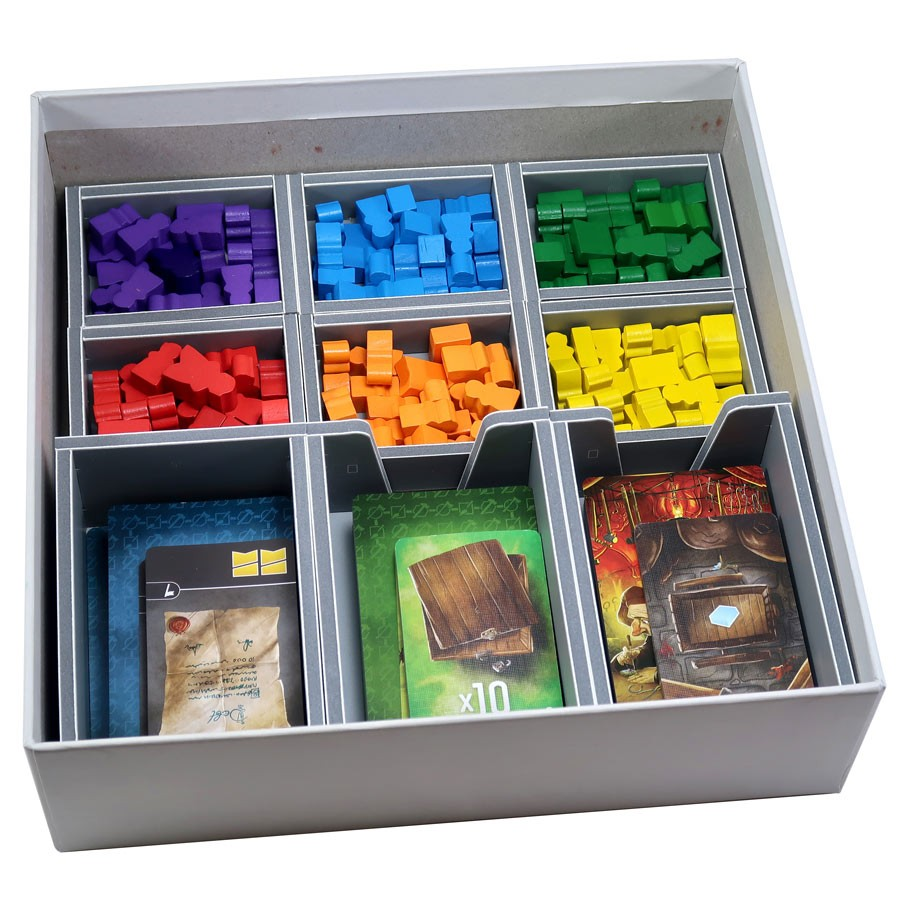 Box Insert: Architects of the West & Exps