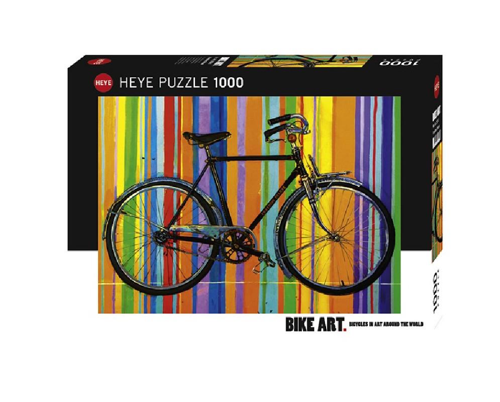 Heye 1000 pzs. Bike Art, Freedom Deluxe