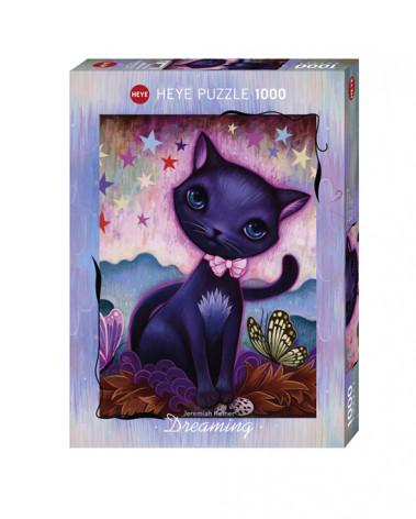 Heye 1000 pzs. KETNER, Black Kitty