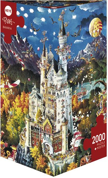 Heye 2000 pzs. RYBA, Bavaria