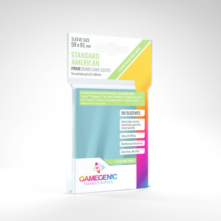 Fundas Gamegenic  Standard American (57x89) (50)