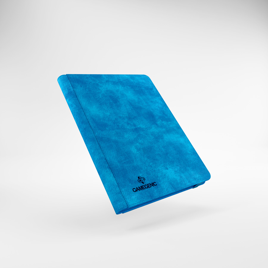 Prime Album 18-Pocket Blue