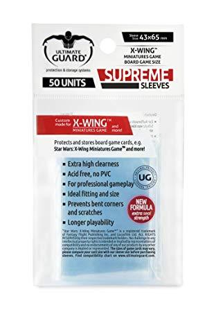 Fundas Ultimate Guard Supreme (67x103) (80)