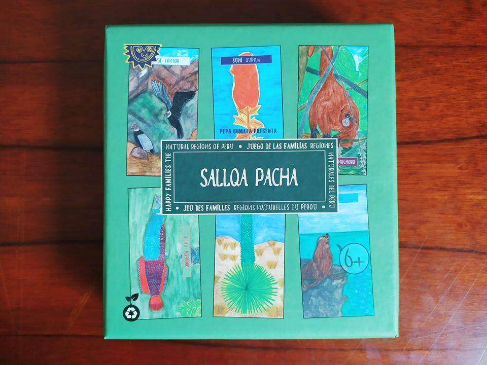 Sallqa Pacha