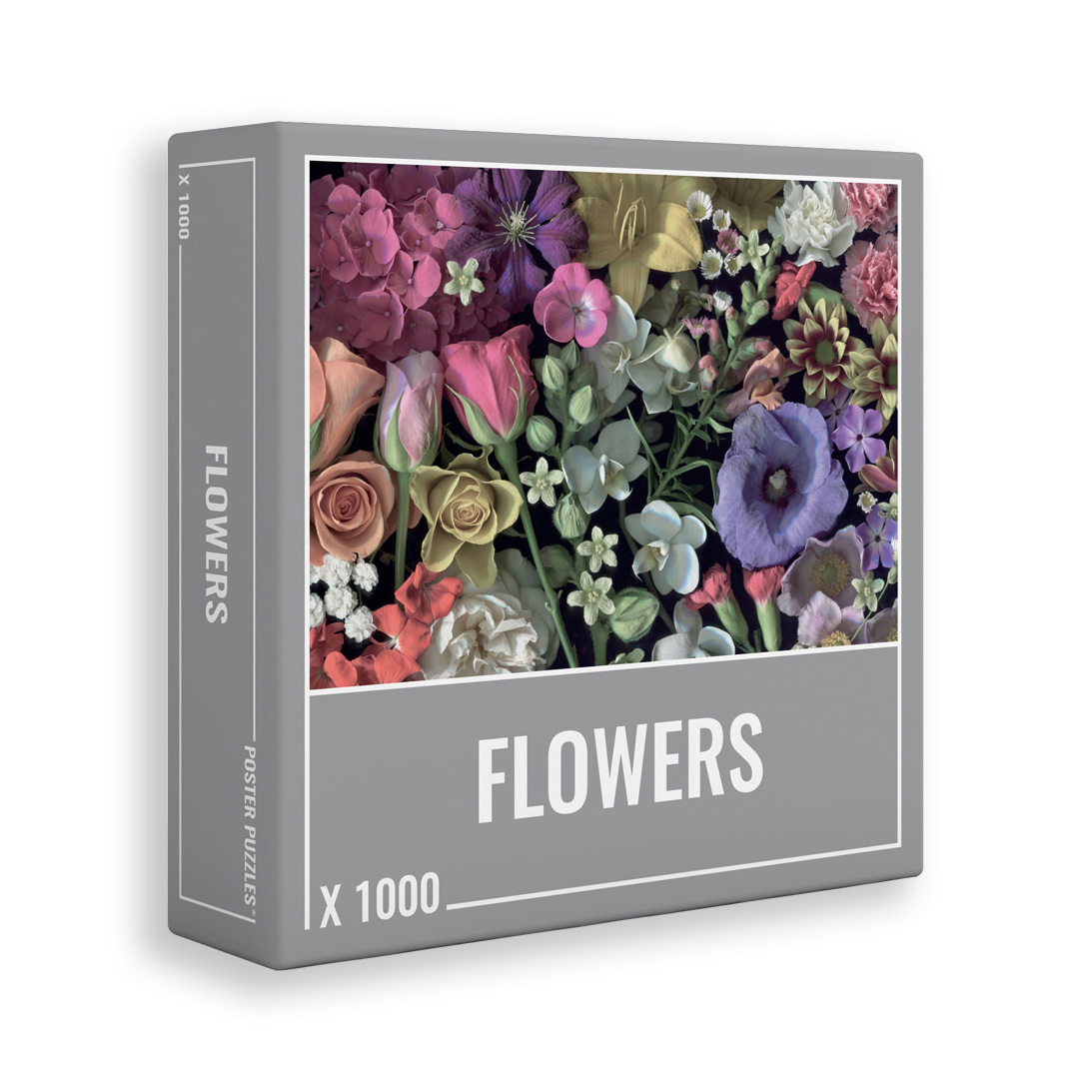 Cloudberries 1000 pzs, Flowers