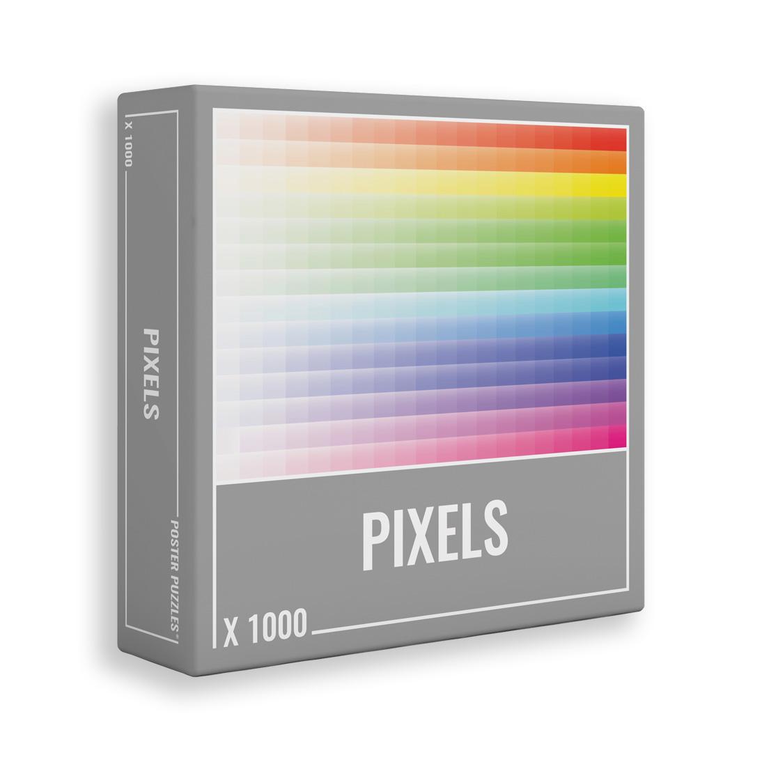 Cloudberries 1000 pzs, Pixels