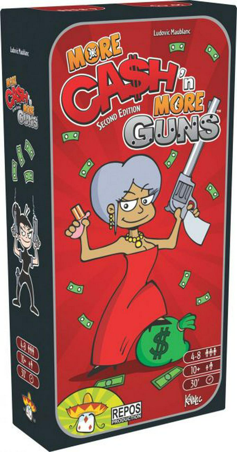 Cash n Guns : More Cash n More Guns(Ing)