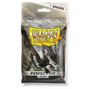 Dragon Shield Perfect Fit Smoke (100)