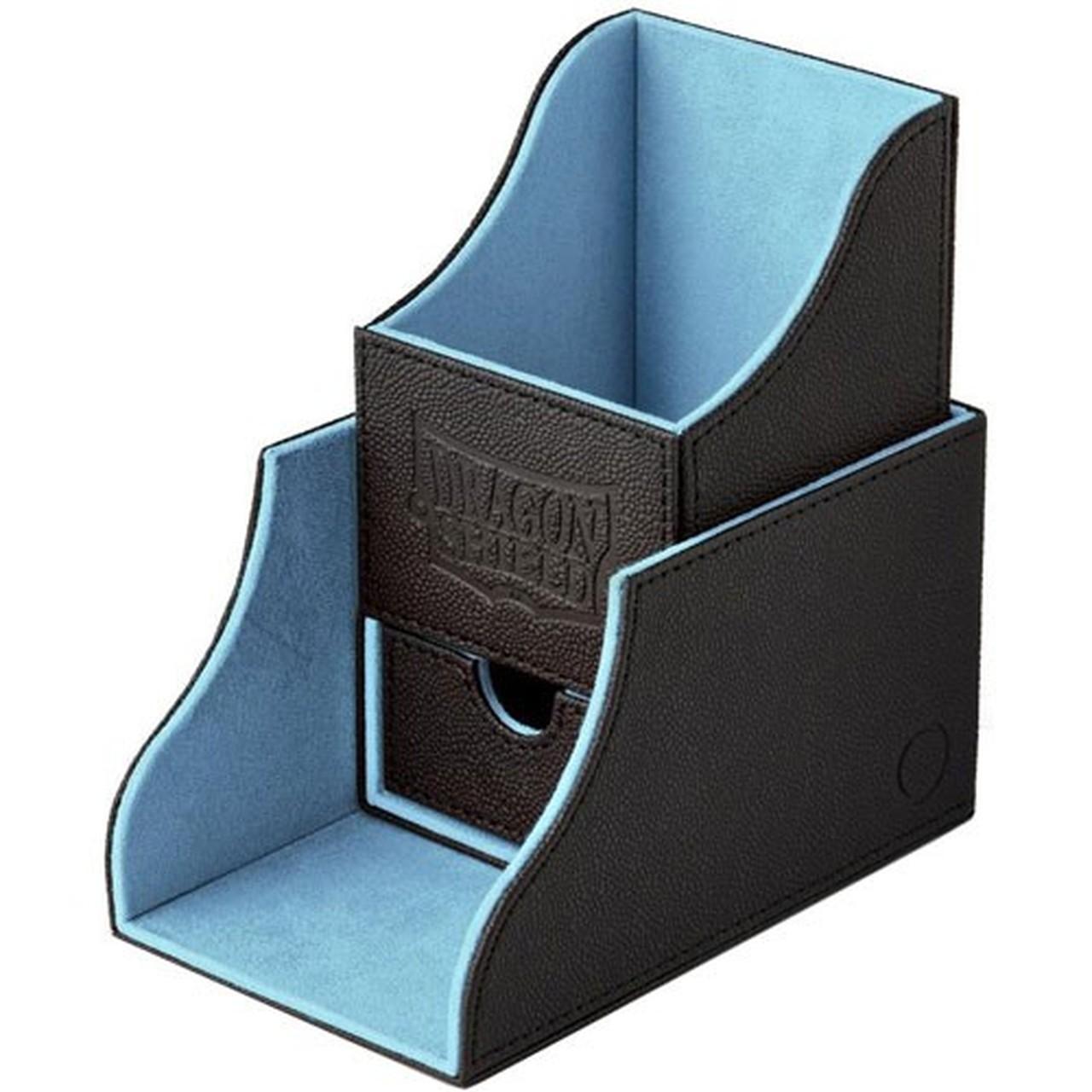 Deck Box Dragon Shield: Nest With Tray - Blue 100+