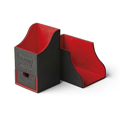 Deck Box Dragon Shield: Nest With Tray - Red 100+