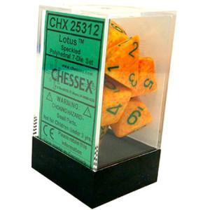 Dice Set CHX 25312