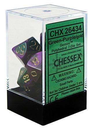 Dice Set CHX 26434