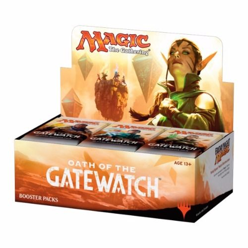 MTG Display Oath of the Gatewatch (Inglés)