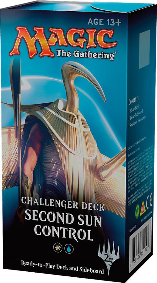 MTG Challenger Deck Second Sun Control
