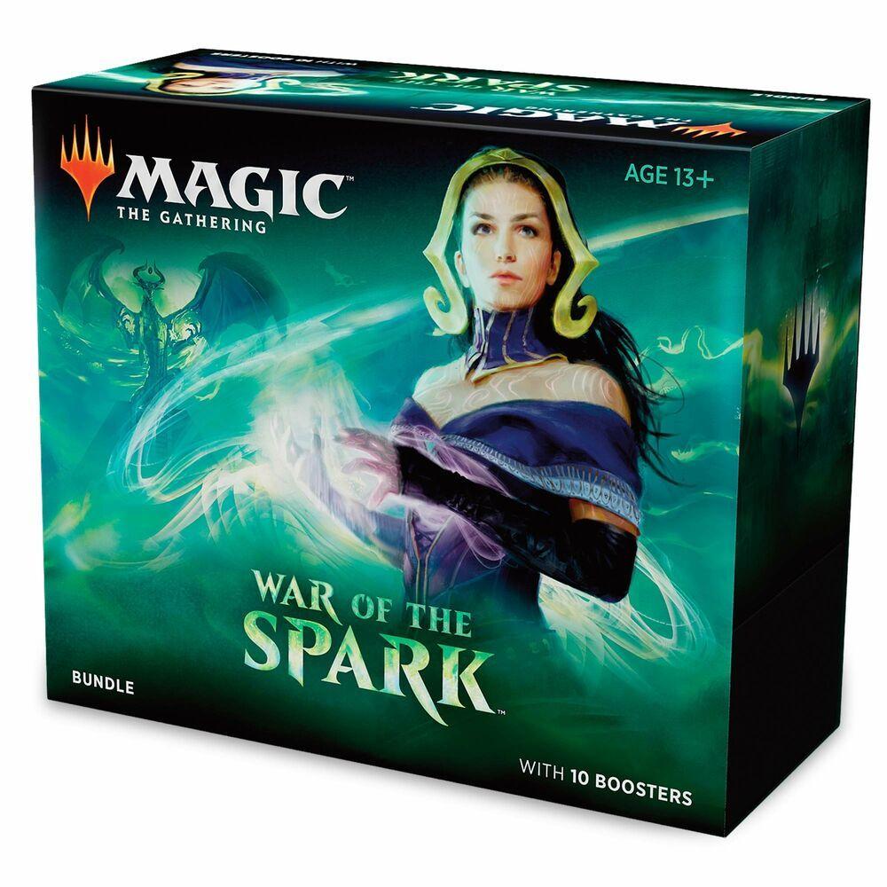 MTG Bundle War of Spark (Español)