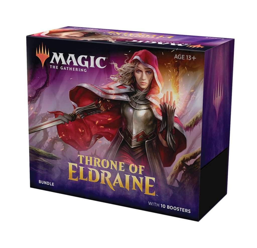 MTG Bundle Throne of Eldraine (Español)