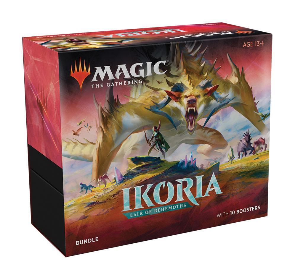 MTG Bundle Ikoria Lair of the Behemoths (Inglés)