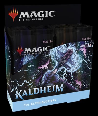 MTG Collector Box Kaldheim