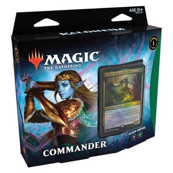 MTG Commander Kaldheim - Elven Empire