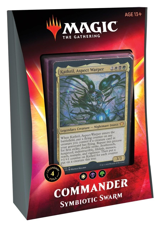 MTG Commander 2020 -  Symbiotic Swarm
