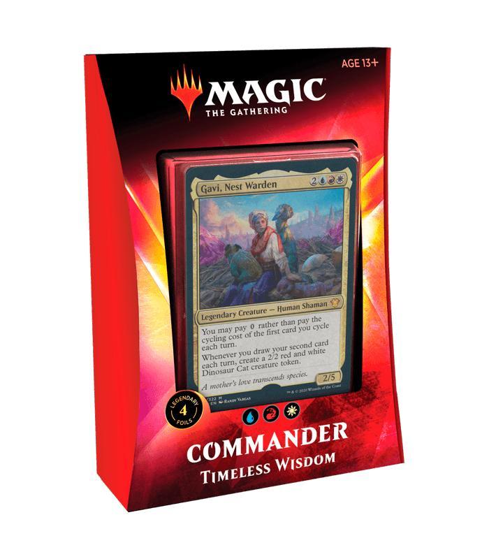 MTG Commander 2020 - Timeless Wisdom