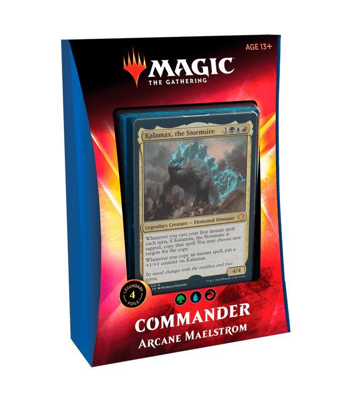 MTG Commander 2020 - Arcane Maelstorm