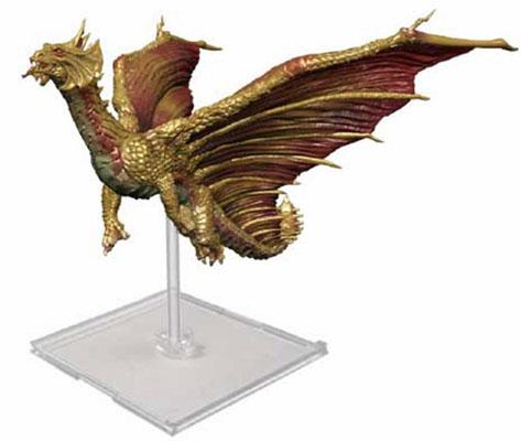 Miniaturas D&D Ancient Brass Dragon