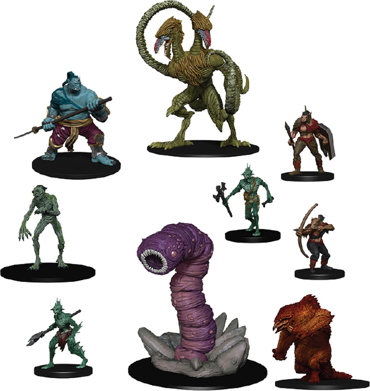 Miniaturas D&D Classic Creatures