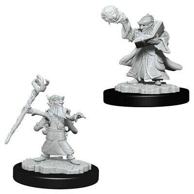 Miniaturas D&D Gnome Wizards