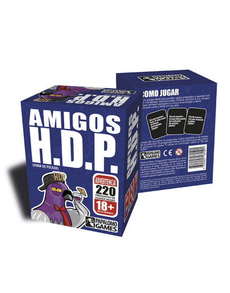 Amigos H.D.P.