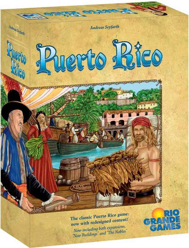 Puerto Rico De Luxe