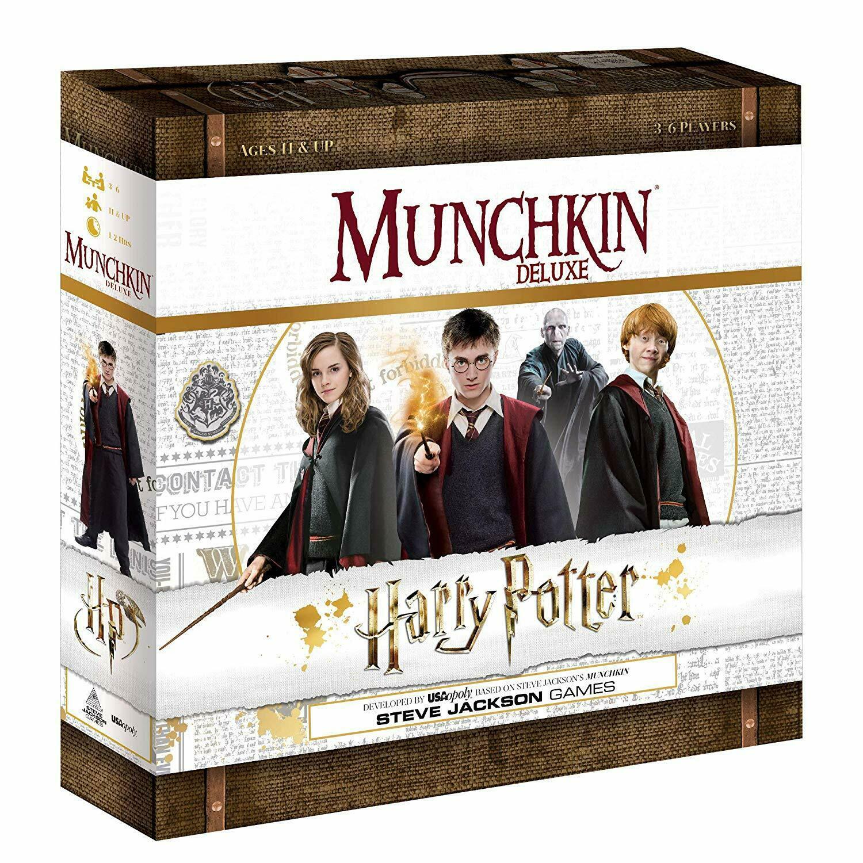 Munchkin De Luxe Harry Potter