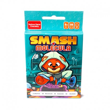 Anevi: Smash Molécula