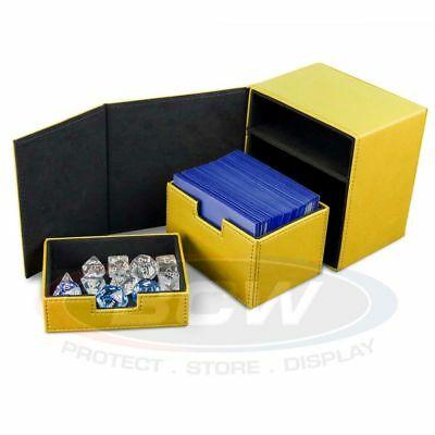 BCW Commander LX Deck Locker Yellow