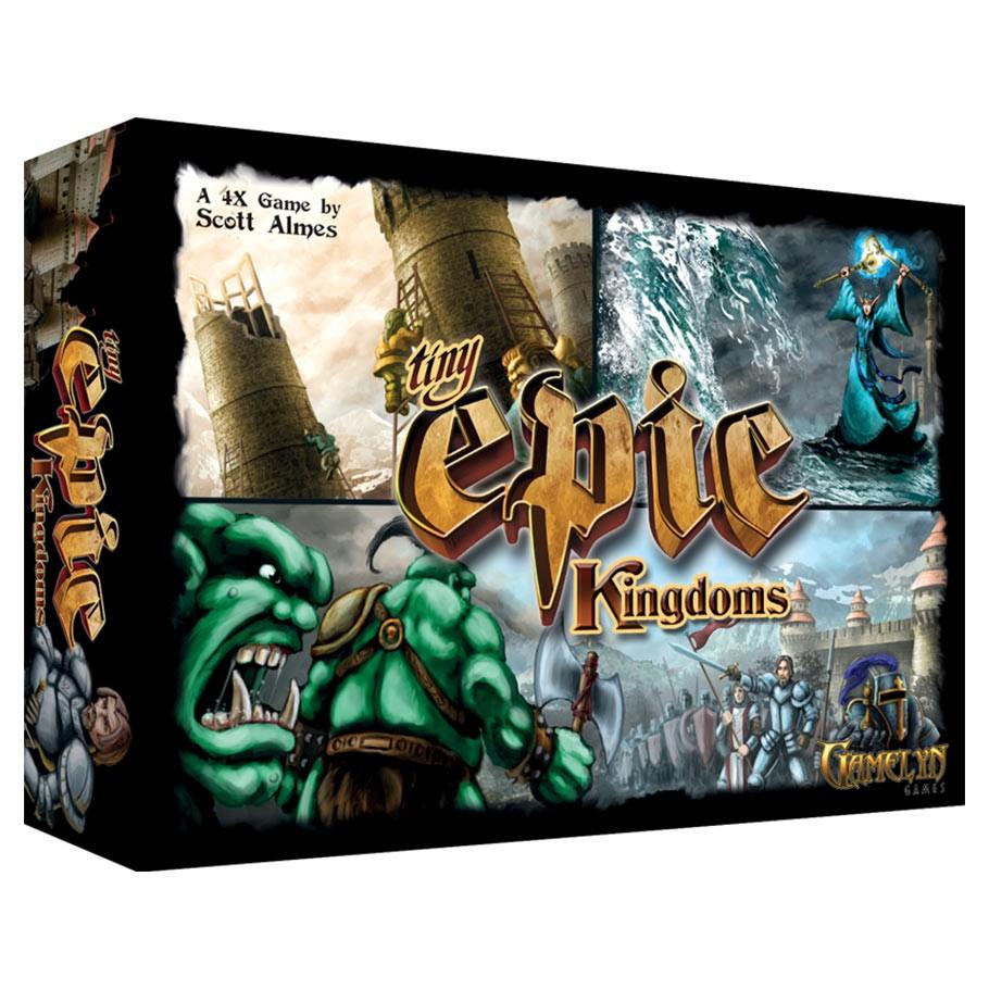 Tiny Epic Kingdoms 2ed
