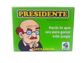 Presidente 4ta Ed