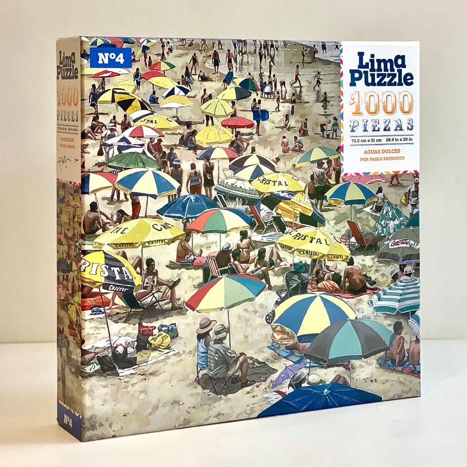 Lima Puzzle 1000 pzs, Aguas dulce