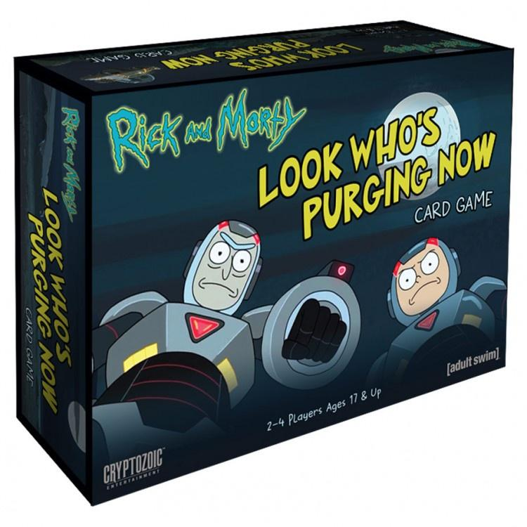 Rick & Morty Look Who´s Purging Now