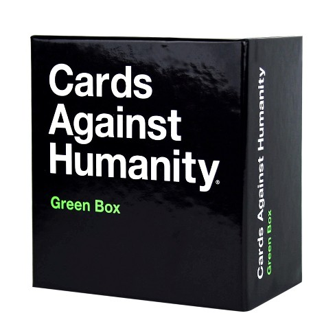 Cards Against Humanity : Green Box