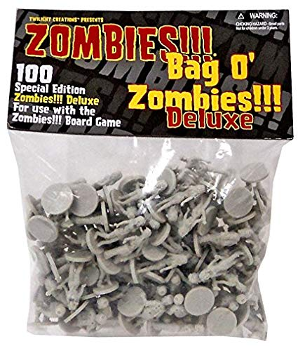 Bolsa de 100 Zombies!!!