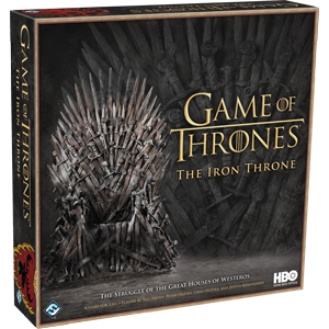A Game of Thrones The Iron Throne