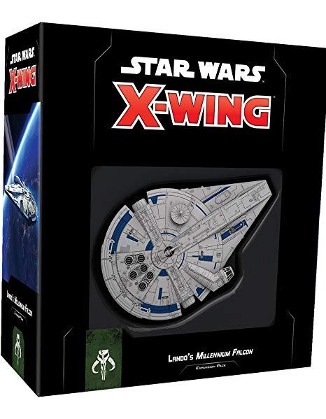 Star Wars X-Wing 2nd Ed: Lando's Millennium Falcon
