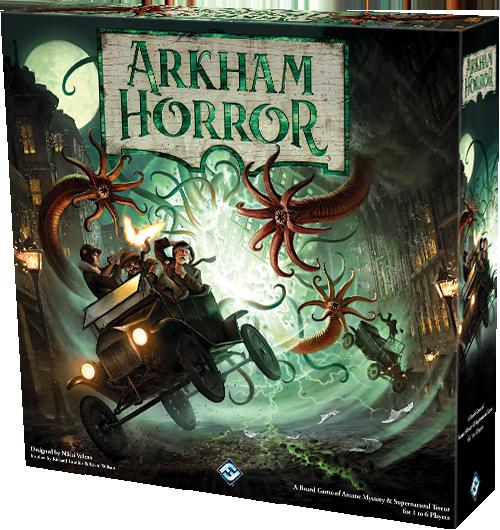 Arkham Horror 3er Ed