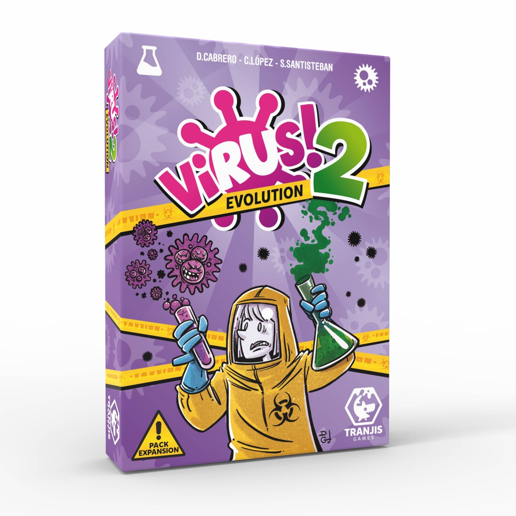 Virus 2 Evolucion