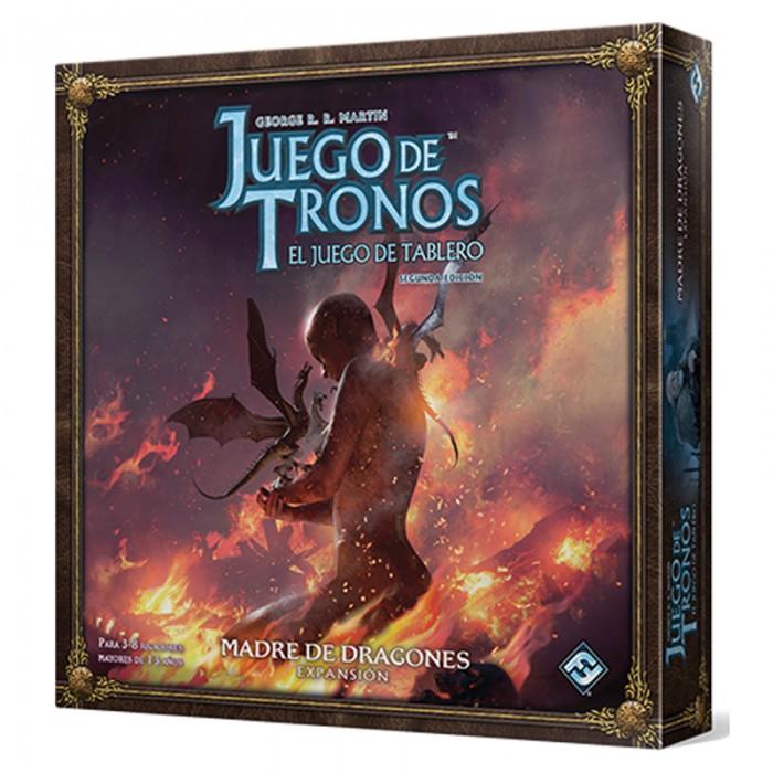 Juego de Tronos : Madre de Dragones